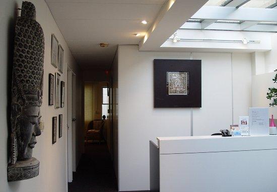 Bondi Acupuncture reception area