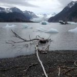 Glacier-lake