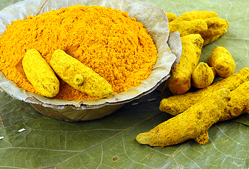Beat Inflammation With Turmeric