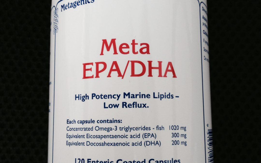 Why Supplement Docohexaenoic Acid (DHA)?