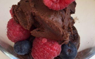 Sugar free Chocolate Mousse