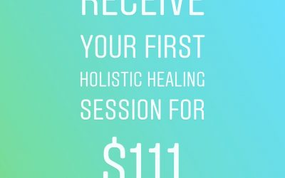 November Special Promotion for Holistic Healing Session with Youmi