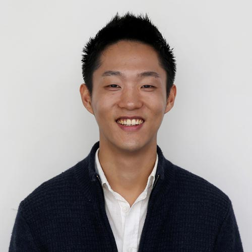 Our acupuncturist John Kim