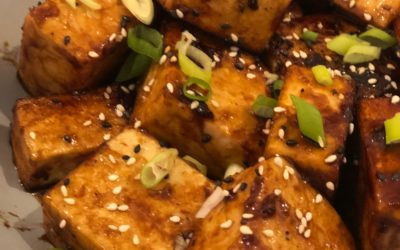 Teriyaki Tofu Recipe