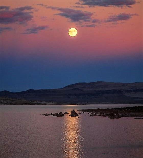The September Full Moon by Ross