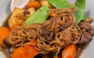 Japanese stew
